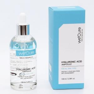 Tinh chất dưỡng ẩm Hyaluronic Acid Ampoule Wecure