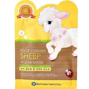 Mặt nạ bổ sung nước hình Cừu sheep AQUA mask