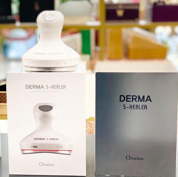 Thanh lăn body DERMA S-HEALER O'MELON