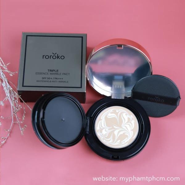 Triple essence marble pact roroko korea