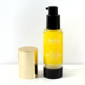 Mặt Nạ Sủi Bọt Cam Vàng (Yellow vita bubble pack)