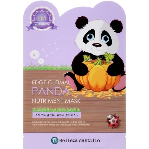 mặt nạ dinh dưỡng hình gấu trúc - panda nutriment mask
