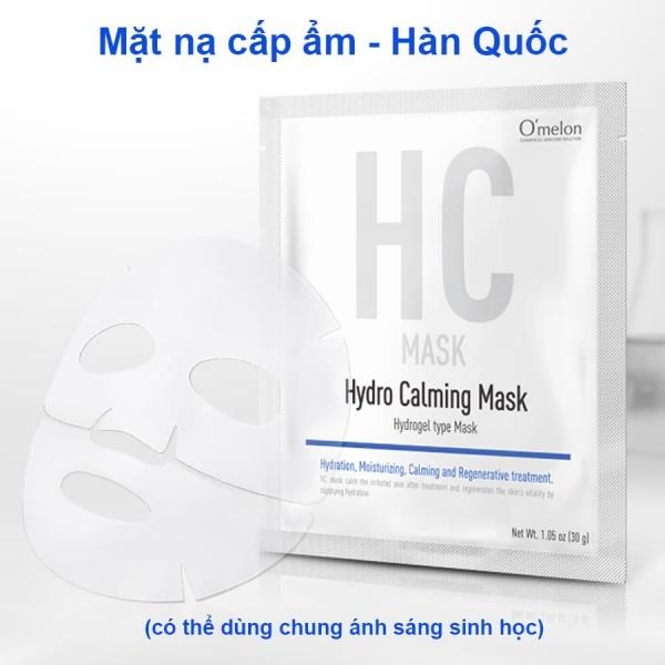 mặt nạ cấp ẩm hydro calming mask