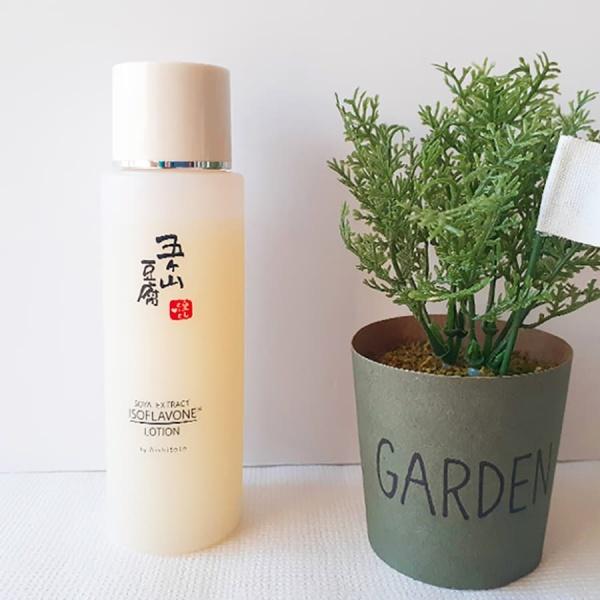 gokayama soya extract lotion