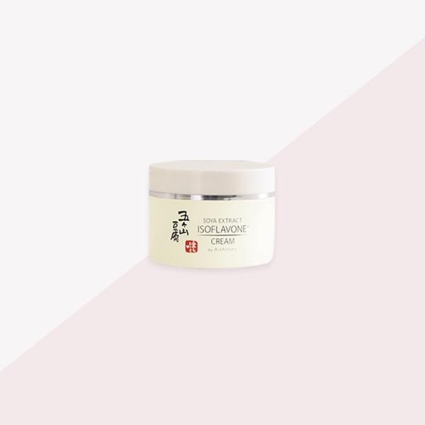 Kem dưỡng ẩm cho da từ đậu nành